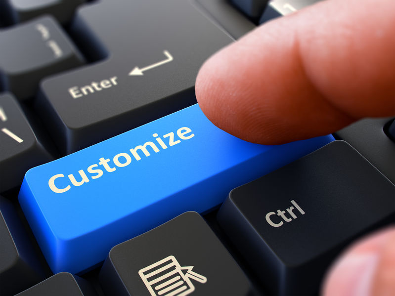Customize your Epicor software to better meet your company needs