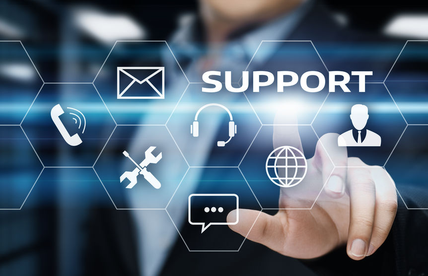 AIM Technical Support Center and Customer Service