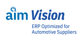 aim vision erp software erp optimized for automotive suppliers