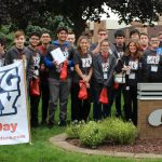 Macomb County Michigan students attend Manufacturing Day at AIM