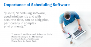 AIM: Why Use Scheduling Software