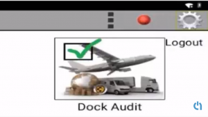 AIM Mobility Dock Audit icon