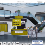 AIAG Virtual Quality Summit Lobby