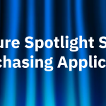 Feature Spotlight Series - Purchasing Application
