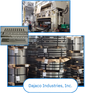 Dajaco Industries, Inc. Material, Machine and Parts